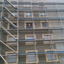 Apollo Bautechnik Isolation Fassadenbau